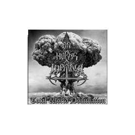 ON HORNS IMPALED - Total World Domination . CD