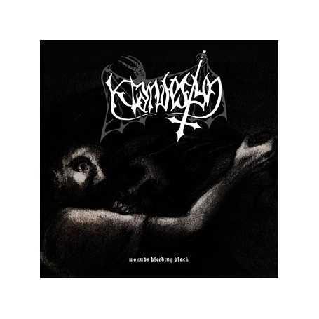 KLANDESTYN - Wounds Bleeding Black . CD