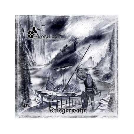 FIMBULVET - Kriegerwahn . CD