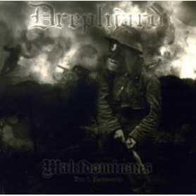 DREPHJARD - Maktdominans . CD