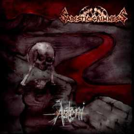 SADISTIC GRIMNESS - Asteni . CD