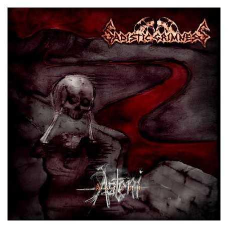 SADISTIC GRIMNESS - Asteni . CD
