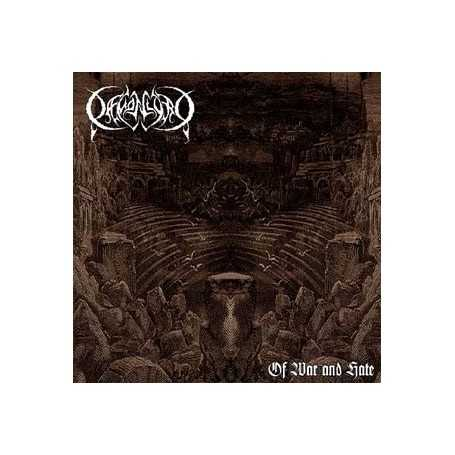 DAEMONLORD - Of War and Hate . CD