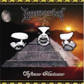 IMMORTAL - Infierno Mexicano . CD