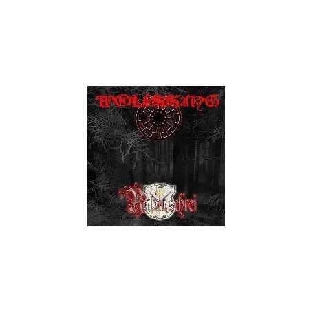 RABENSCHREI / WOLFSSANG - Split S/T . CD