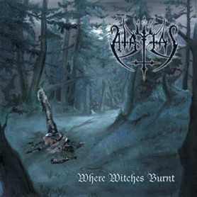 ATRITAS - Where Witches Burnt . CD