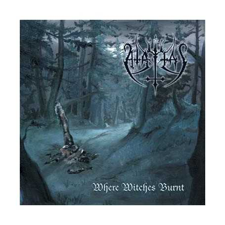 ATRITAS - Where Witches Burnt . CD