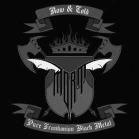MORT - Raw & Cold . CD