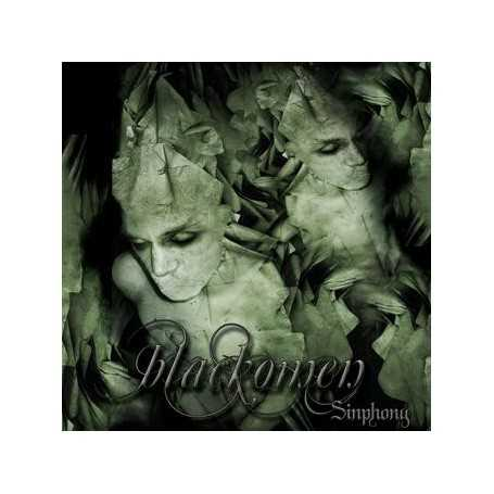 BLACK OMEN - Sinphony . CD