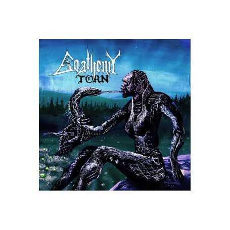 GOATHEMY - Torn . CD