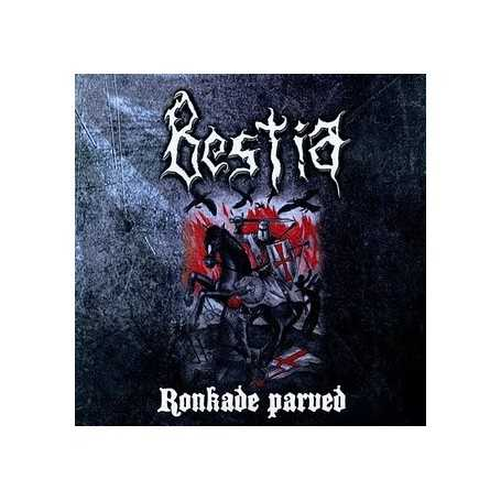 BESTIA - Ronkade Parved . CD
