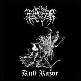 KORIHOR - Kult Razor . LP