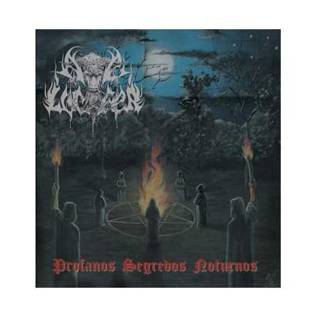 AVE LUCIFER - Profanos Segredos Noturnos . CD