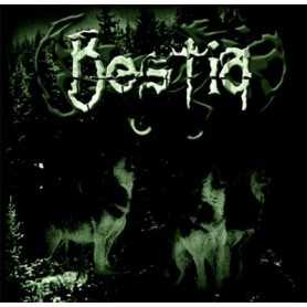 BESTIA - Demo 2001 . CD