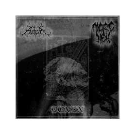 BUXEN / AIFUR / MORDHELL - Split S/T . CD