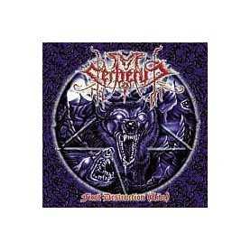 CERBERUS - First Destruction . CD