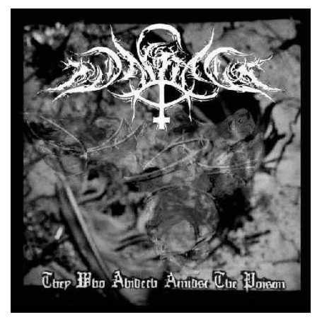 DAGON - They Who Abideth Amidst the Poison . CD