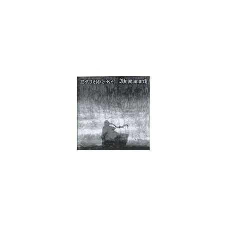 DRAUGURZ / WOODSMARCH - Split S/T . CD
