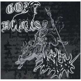 GOAT HORNS / THE TRUE ENDLESS - Split S/T . CD