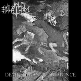HAILSTORM - Death Defiance Decadence . CD