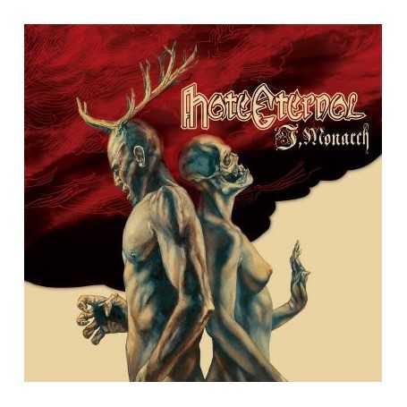 HATE ETERNAL - I Monarch . CD