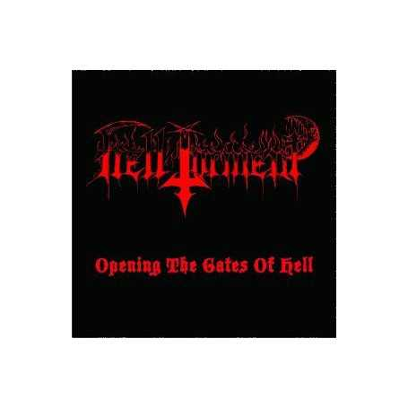 HELL TORMENT - Opening the Gates of Hell . CD