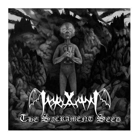HOLOCAUSTIA - The Sacrament Seed . CD