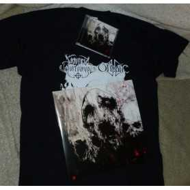 SACRIFICIA MORTUORUM / ORTHANC - Pack LP + CD + Tee Shirt
