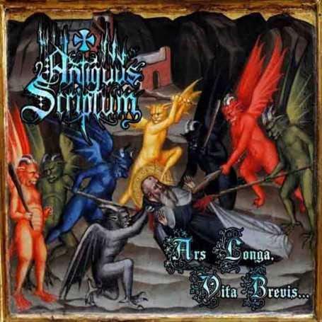 ANTIQUUS SCRIPTUM - Ars Longa Vita Brevis
