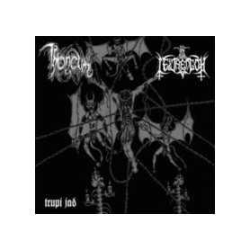 THRONEUM / LEICHENGOTT - Trupi Jad