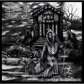 AMNION - Cryptic Wanderings . CD