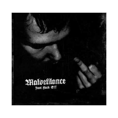 MALVEILLANCE - Just Fuck Off . CD