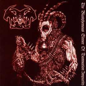 IMPALER OF PEST - The Blasphemous Sinner of Damnation.
