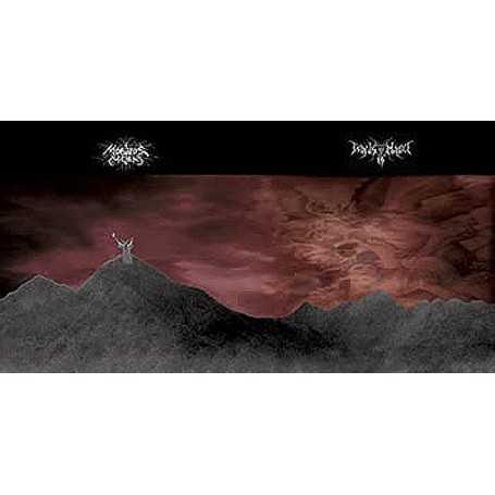 MORTUUS CAELUM / WINDS OF MALICE - Split S/T . CD