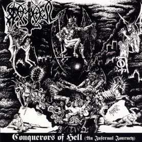 MAHDYHELL - Conquerors of Hell