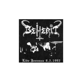 Beherit - Live Joensuu 8.2.1992