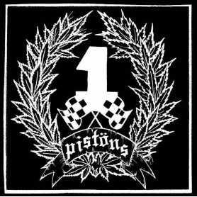 PISTÖNS - We're Pistöns . CD