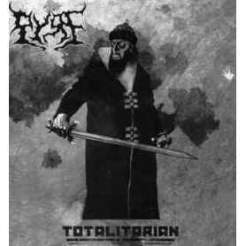 PYRE - Totalitarian . CD