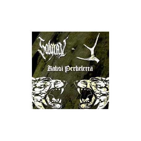SOLGRAV / F - Kaksi Perkeletta . CD