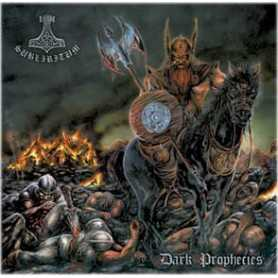 SUBLIRITUM - Dark Prophecies . CD
