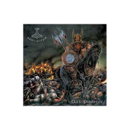 SUBLIRITUM - Dark Prophecies . CD