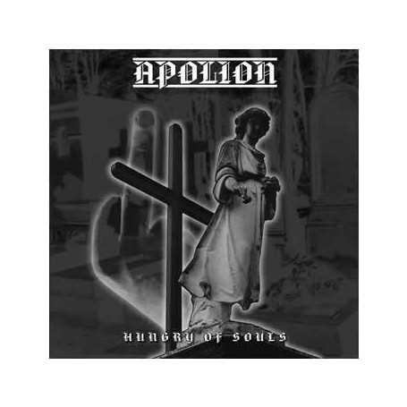APOLION - Hungry Of Souls . CD