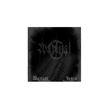 WARLUST / PESTIS - The Final War / Plagueridden . CD
