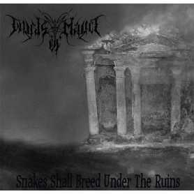 WINDS OF MALICE - Snakes Shall Breed Under The Ruins . CD