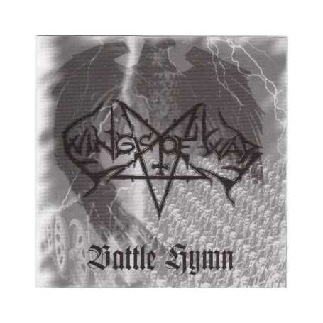 WINGS OF WAR - Battle Hymn . CD