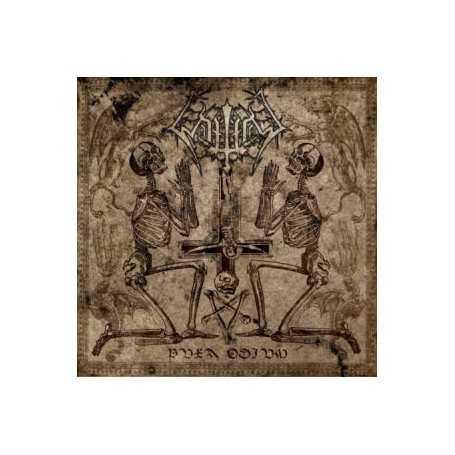 WOLFTRIBE - Pura Odium . CD
