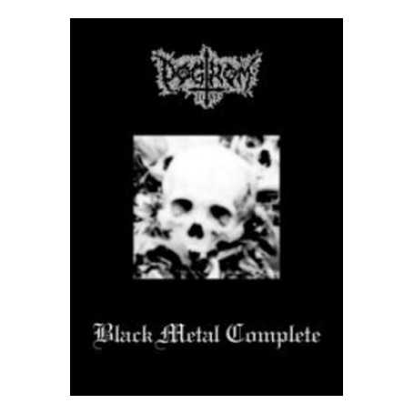 POGROM 1147 - Black Metal Complete . A5 CD