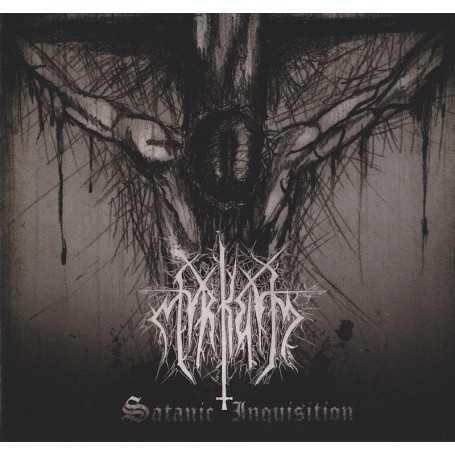 MYRKVID - Satanic Inquisition . LP