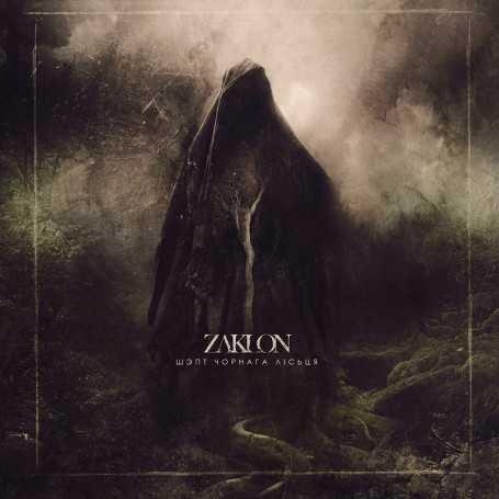 ZAKLON - Whisper of Black Foliage . CD