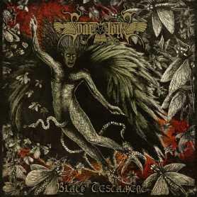 SVARTSYN - Black Testament . CD